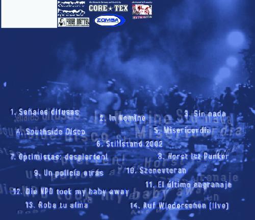 Drei Flaschen Argies / Drei Flaschen - Punk Rock Globalizado CD
