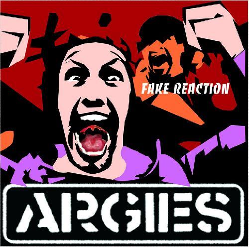 Argies Argies - Fake Reaction CD